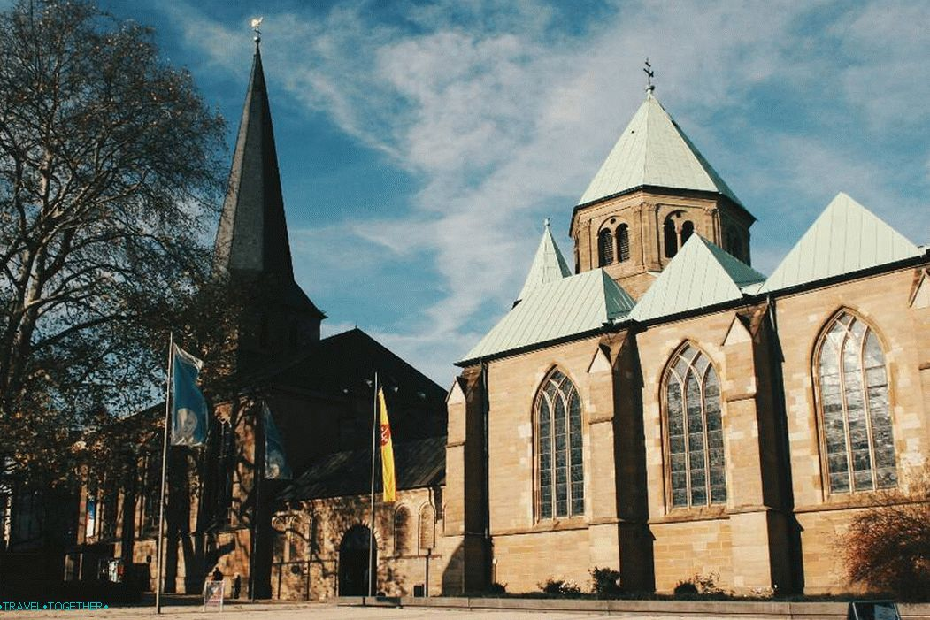 Essen Cathedral