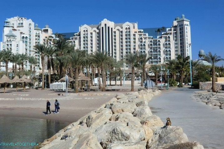 Izrael Resort Eilat