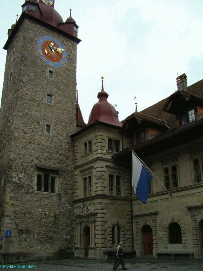 Zyt Clock Tower