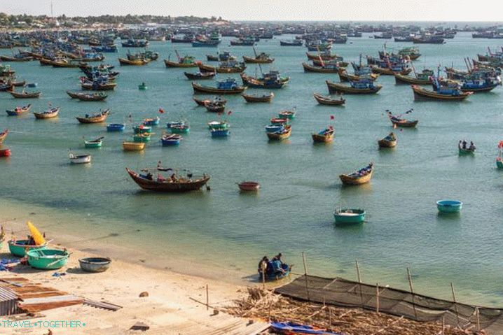 Phan Thiet Muyne Fishing Village